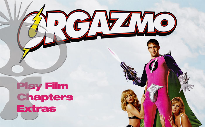 DVD & Blu-ray Production for Orgazmo