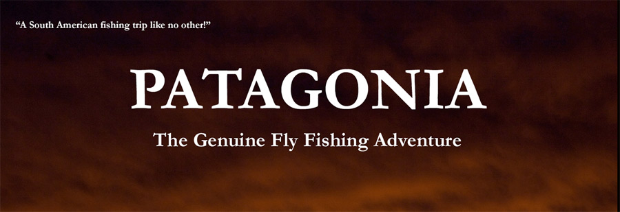 The official trailer for the Patagonia Angler Walkabout DVD is now online