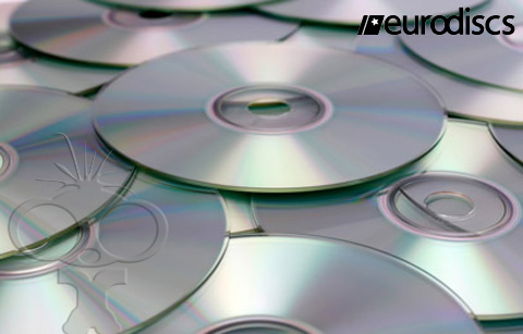 15 x PAL Cartoon DVD builds for Eurodiscs