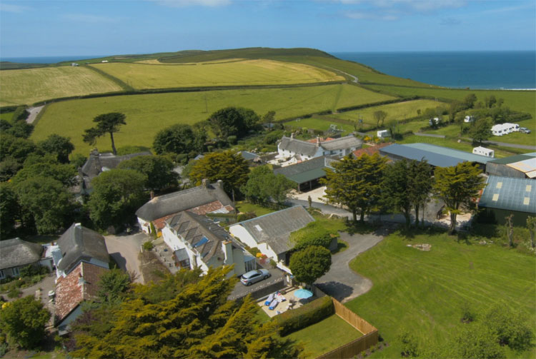 3 Putsborough holiday cottage films completed