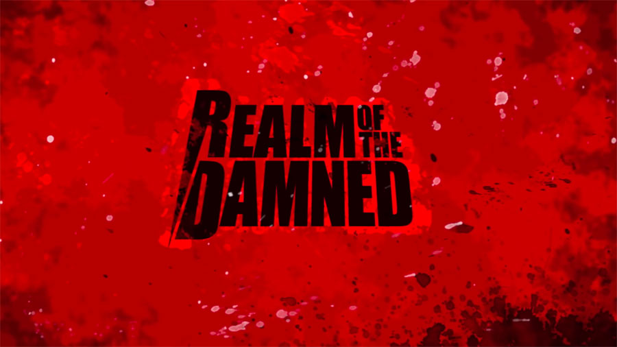 Realm of the Damned DVD & Blu-ray QC & Authoring
