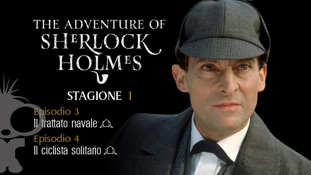 DVD authoring for Italian release of Sherlock Holmes