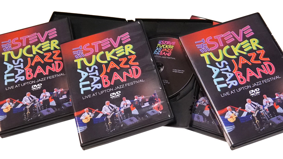Steve Tucker All Star Jazz Band DVD production