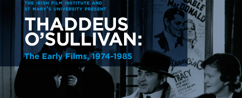 DVD Production & Authoring of Thaddeus OSullivan films for the Irish Film Institute
