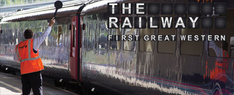 2 Disk DVD Box Authoring for The Railway TV series for First Great Western
