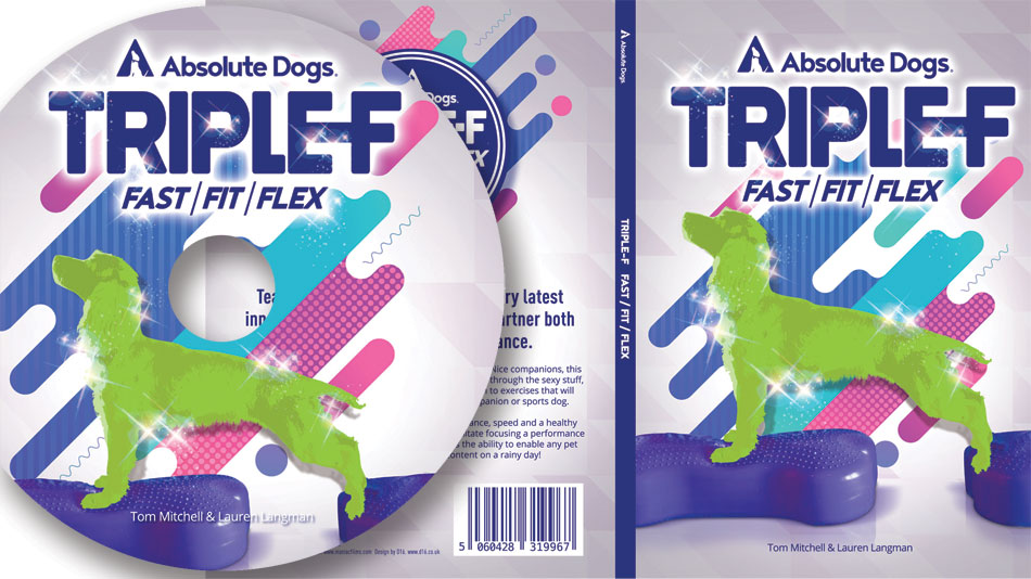 Triple-F DVD Authoring & Replication for Absolute Dogs