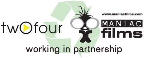 Plymouth Recycling DVD authoring for Twofour