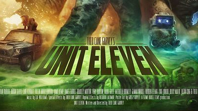 Post Production work for Unit Eleven re-release