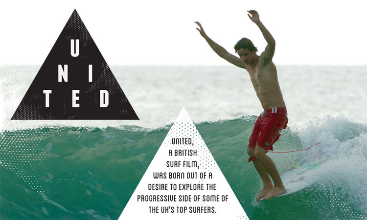 DVD authoring & duplication for United Surf Film