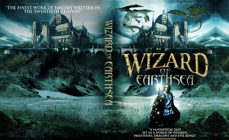 Wizard of Earthsea DVD authoring