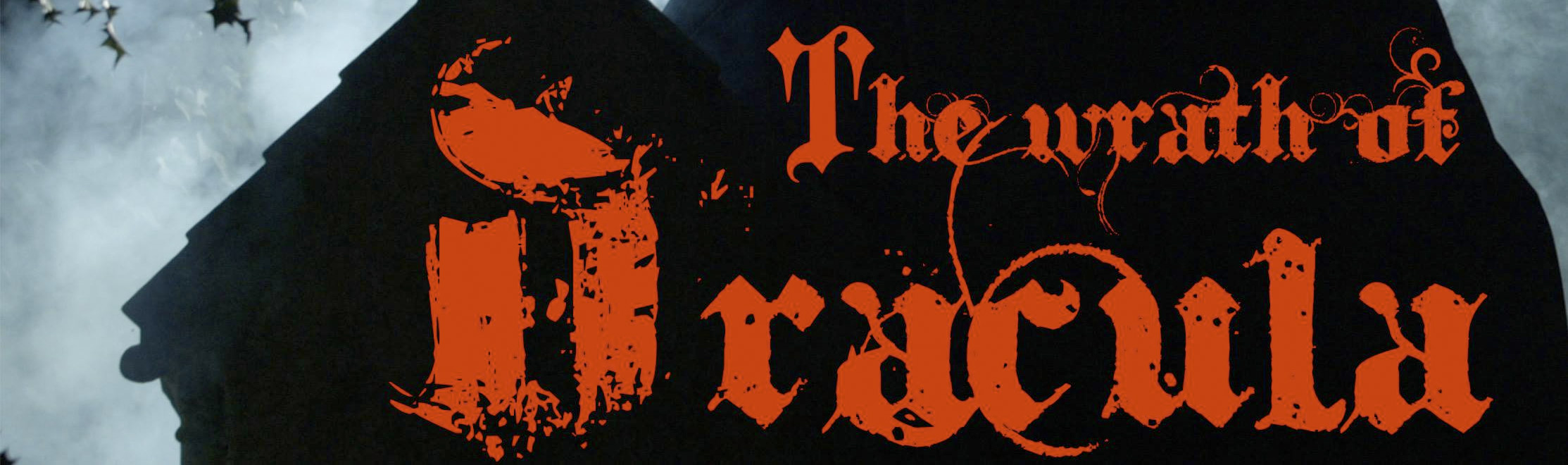 Audio hire for Wrath of Dracula feature film trailer
