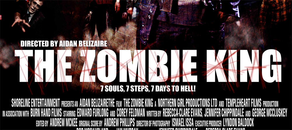 2 full Panasonic AF101 shooting kits supplied for filming of The Zombie King