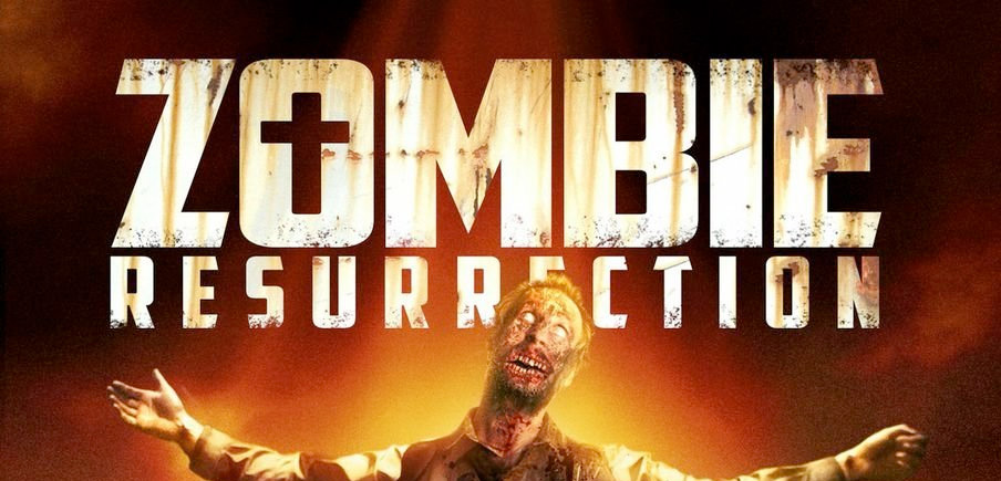 Zombie Resurrection released on DVD