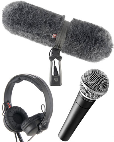 Audio Gear Hire