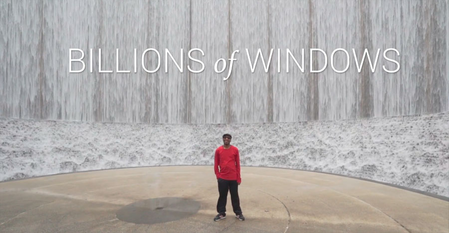 Billions of Windows feature documentary by Sergey Stefanovich
