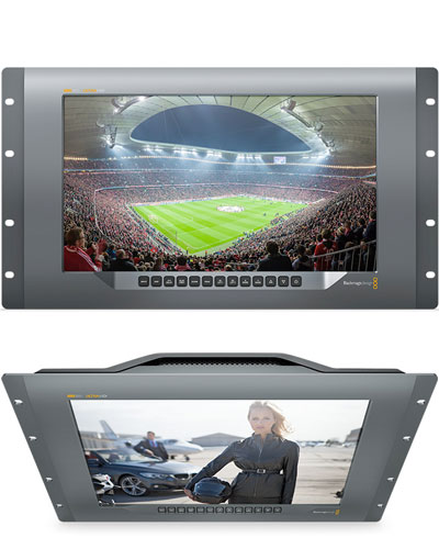 "Image of the Blackmagic Smartview 4K 15.6"" SDI field monitor 12G-SDI"