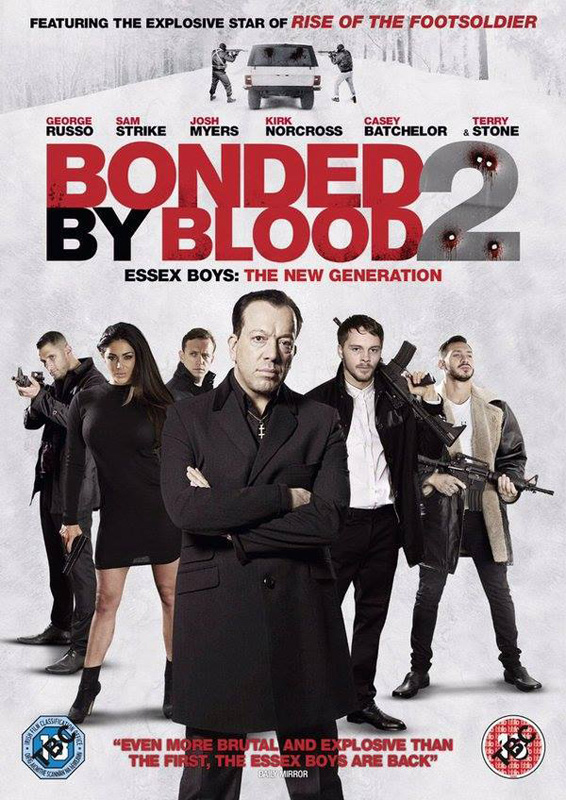Camera hire for Bonded By Blood 2