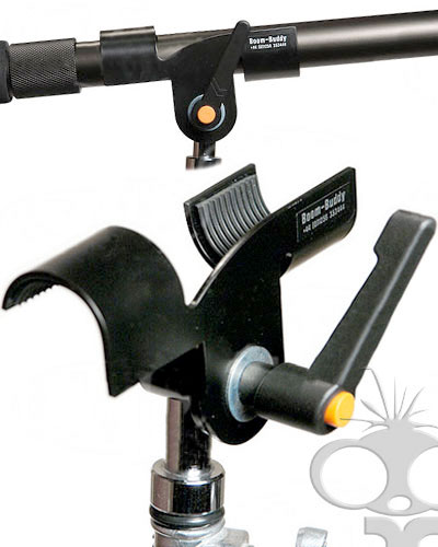 Image of the Boom Buddy - boom pole support