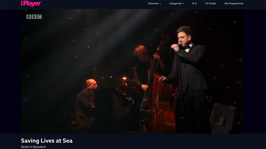 Ultimate Buble BBC footage