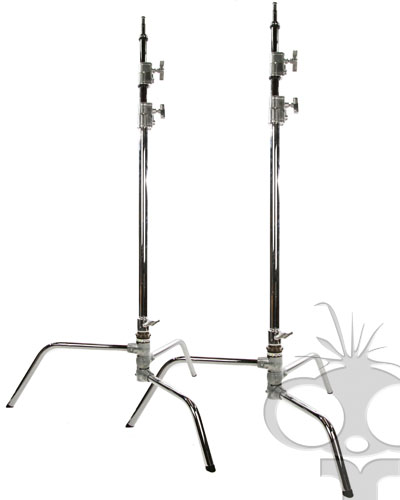 Kupo 30 inch Master C-stand with Removable Turtle Base
