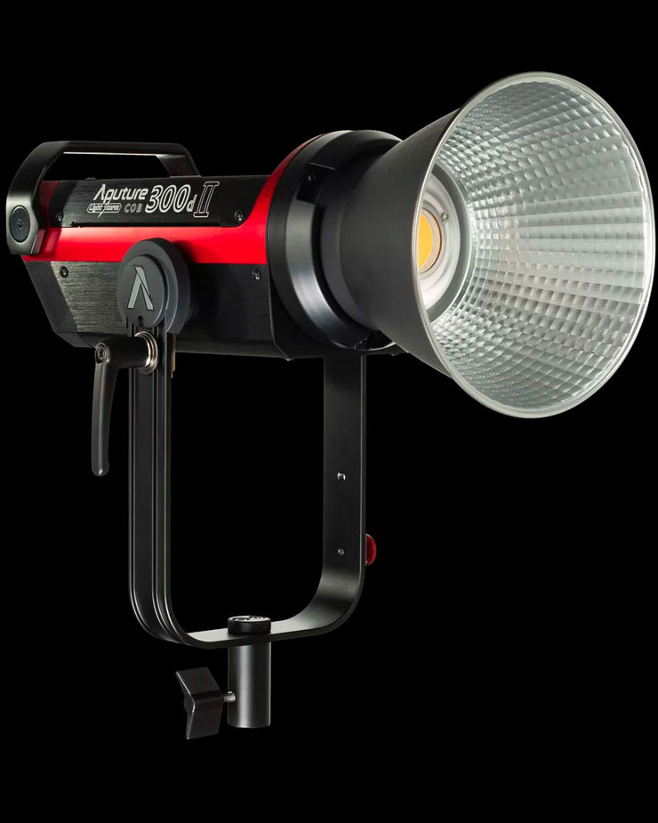 Aputure c300D II daylight LED COB Light CRI 96+