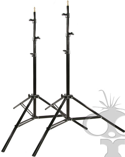 Calumet lighting stand