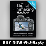 The Digital Filmmaking Handbook by Mark Brindle