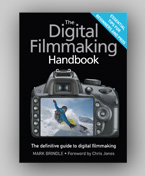 Mark Brindle author of The Digital Filmmaking handbook