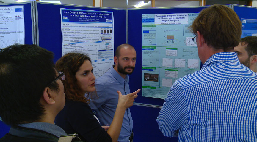 Poster Sessions at the University fo Southampton