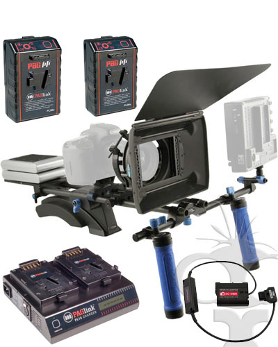 Field cinema rig deluxe Powered