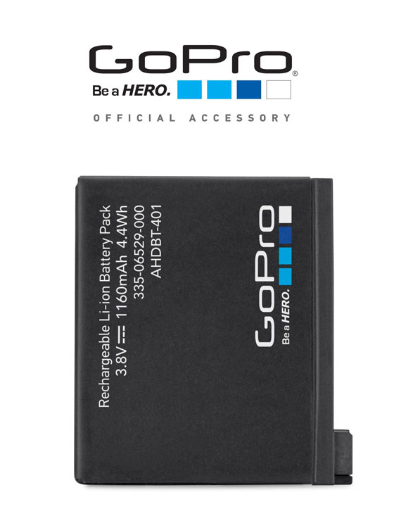 GoPro 4 spare Battery