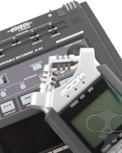 Audio Recorders & Mixers