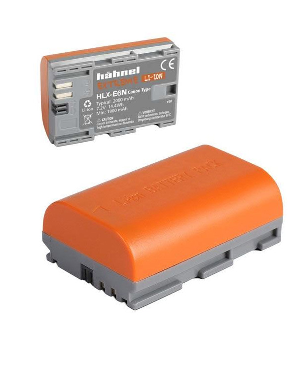 Hahnel Extreme HLX-E6N Battery 2000mAH