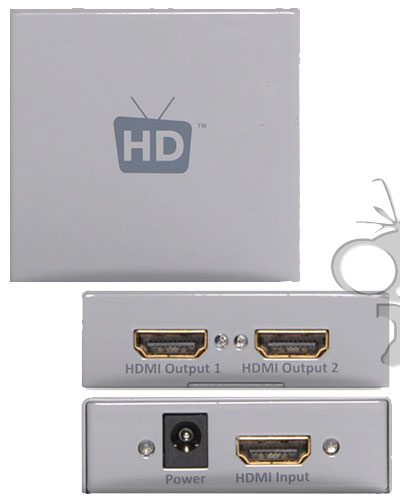 HDcables HDMI splitter