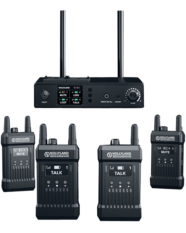 Hollyland Mars T1000 Wireless Talkback System