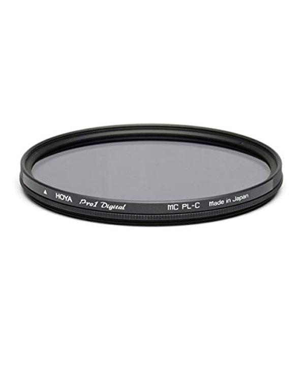 Circular Polarisor filter - 77mm screw type Pro1 Digital