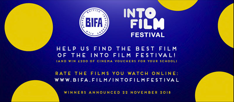Into Film festival competition