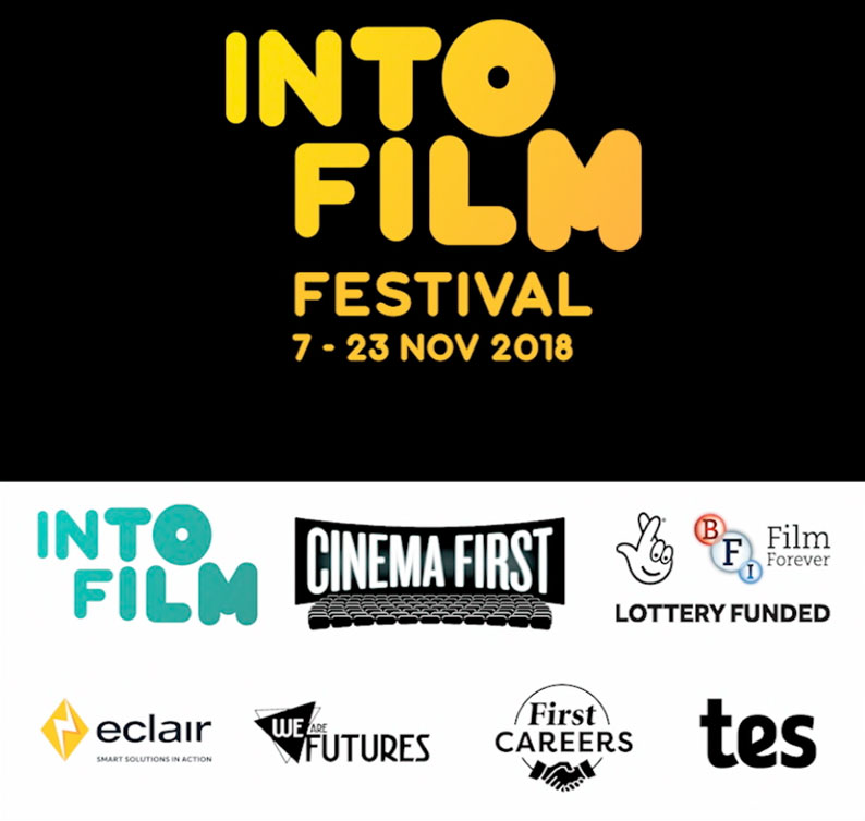 Into Film Festival dates 2018