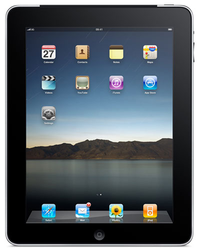 Apple iPad Tablet with Wi-Fi