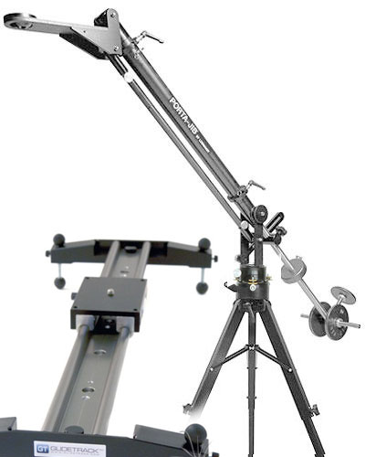 Camera slider and dolly hire