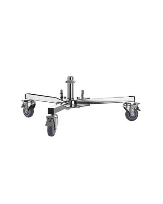 Image of the Kupo Runway Roller Rolling Light Stand c-stand Wheeled Base