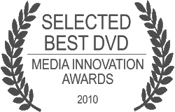 Media Innovation Awards 2010 selected - best dvd award