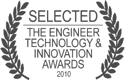 Shortlist for the Engineer technology & Innovation Awards 2010