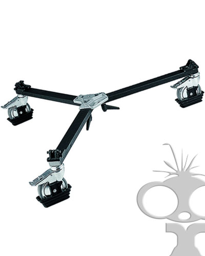 Manfrotto 114MV Video Tripod Dolly