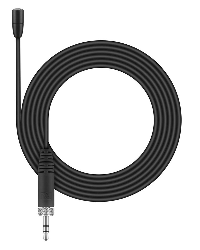 Sennheiser MKE Essentials mini lavalier lapel microphone