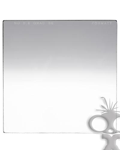 Formatt Neutral Density Grad Soft Edge ND0.6 4x4 glass filter