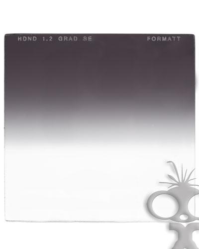 Formatt Neutral Density Grad Soft Edge ND1.2 4x4 glass filter