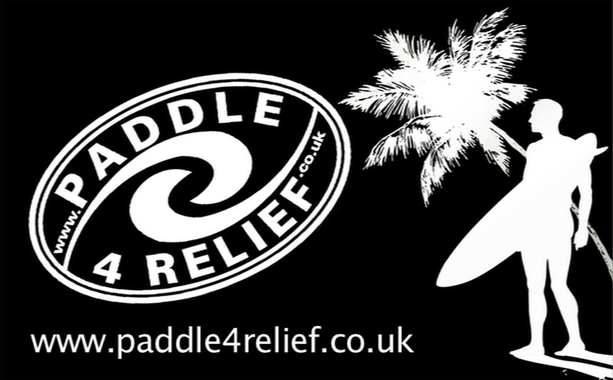 Paddle4Relief promo film