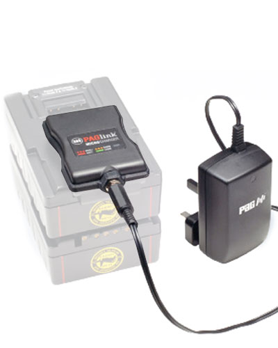 Paglink Vlink Vlock Micro Battery Charger