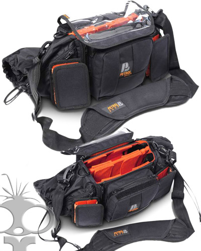 Petrol audio bag for Edirol